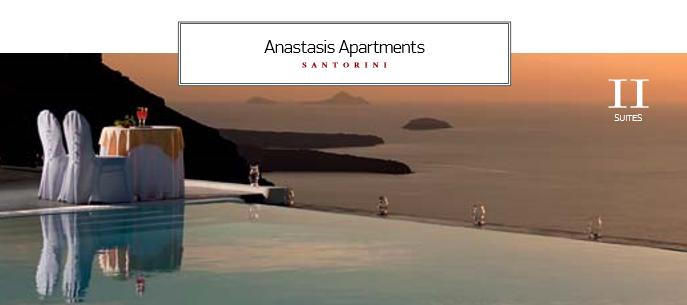 santorini hotel Anastasis Apartments