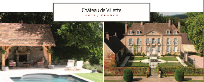 Château de Villette POIL , FRANCE