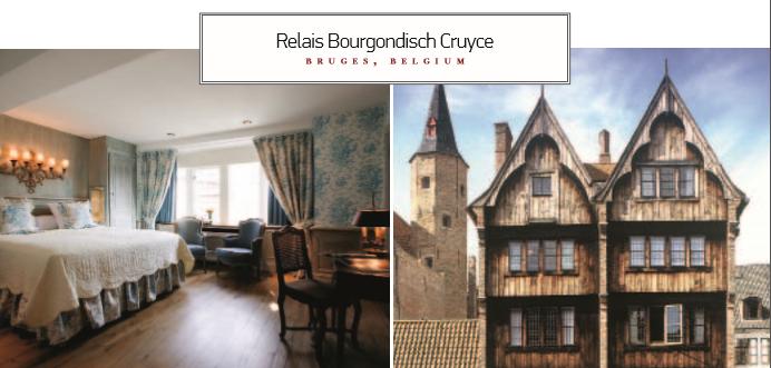 Relais Bourgondisch Cruyce BRUGES, BELGIUM